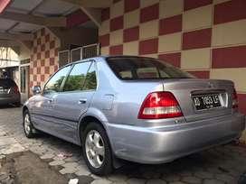 Honda city type z