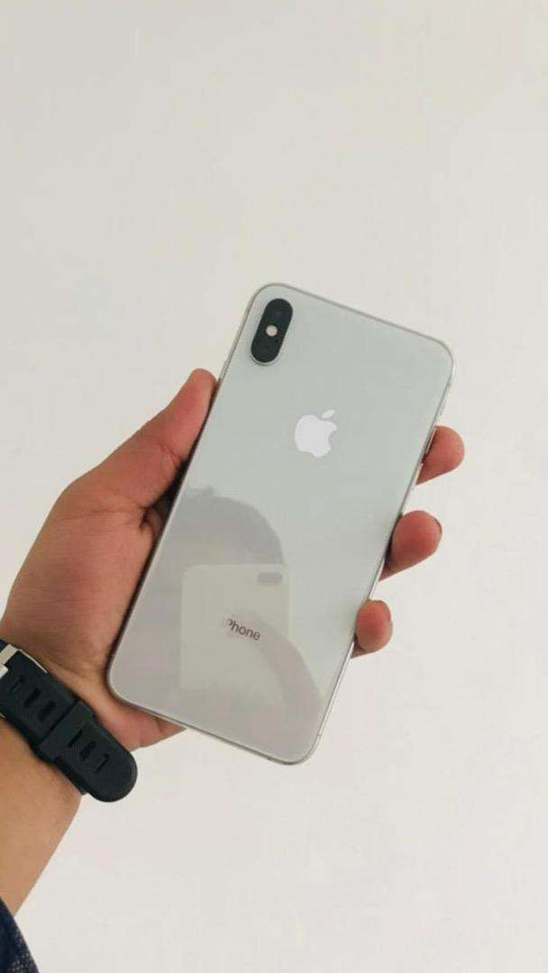 Iphone x 256 Gb pta approve