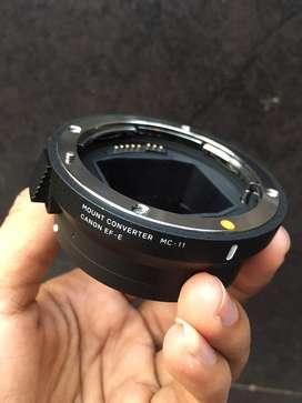 Sigma Adapter MC-11 EF mount to Sony mirrorless body