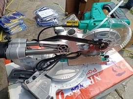 Mesin potong aluminium Sliding