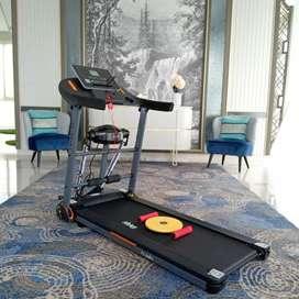 Treadmill Elektrik FC Shiba alat fitness YX262