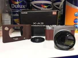 Dijual kamera touchscreen fuji film