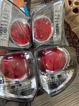 Fortuner tail lamps
