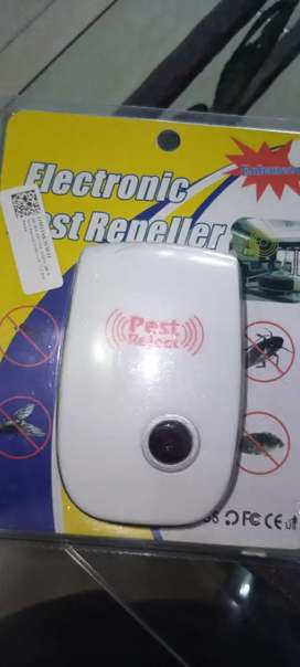 Elektrik pengusir nyamuk rayap kecoa dan tikus