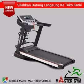 TREADMILL ELEKTRIK - Grosir Alat Fitness - Master Gym Store !! MG#9470