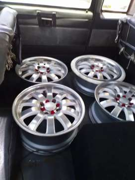 velg ring 16 doble vcd