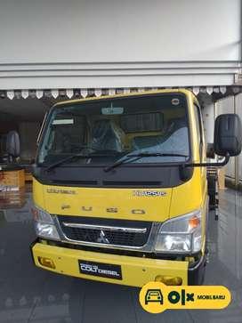 [Truck Baru] MITSUBISHI COLT DIESEL FE 74 HD-K 125 PS CHASSIS