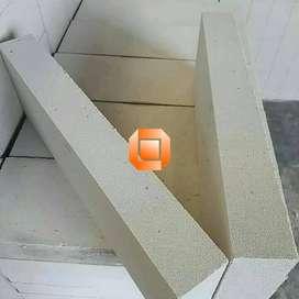 Produsen Bata Ringan Merk Citicon Focon Persegi untuk proyek
