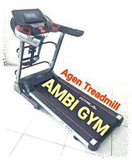 Electric treadmill auto oil 2.0hp motor