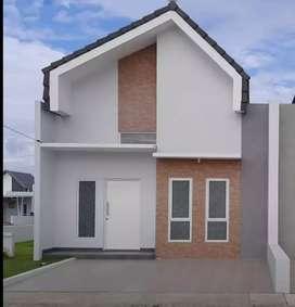 Rumah dekat hertasning T 46/84m²( 6 x 14 )