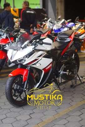 Yamaha R25 2016 km17.000 Istimewa-Dp1.5jt Murah Berkelas Mustika