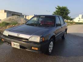 Honda Civic 1985 (2005 EFI Engine) AC, CNG Petrol. 1300CC