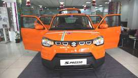 NEW LAUNCHED MARUTI S PRESSO