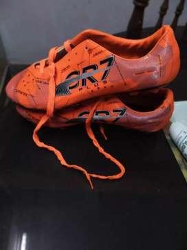 Football CR7 had just used..