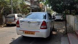 Toyota Etios GD, 2014, Diesel