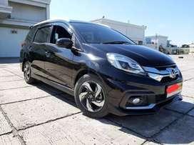 Honda Mobilio 1.5 RS CVT Matic 2016 Km 17rb Antik  TDP 33.8 jtan