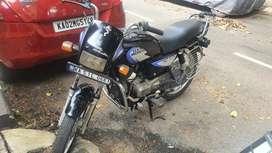 Hero Honda Splendor Plus 2007 model. Single owner. Insurance running.