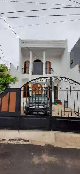 Rumah Mewah 2½ Lt Full Furnished di Asem Baris Tebet Jakarta Selatan