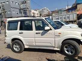 Mahindra scorpio with 62000 geniune driven