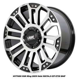 MYTH05 HSR R20X9 H10X114,3-127 ET35 BMF