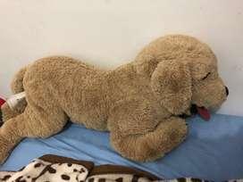 Boneka anjing golden IKEA