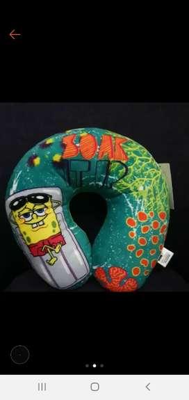 Bantal spongebob ori