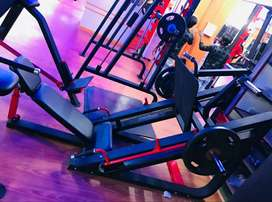 Gym setup important design