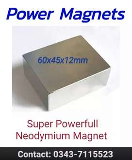 Super Strong magnets Neodymium Magnets of every size