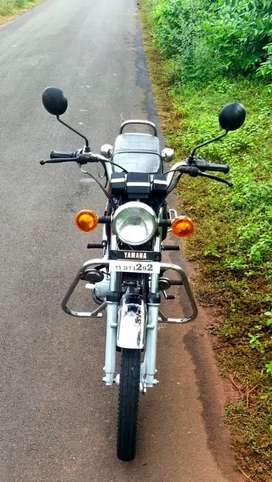 YAMAHA RX100 papers current 2024 local number