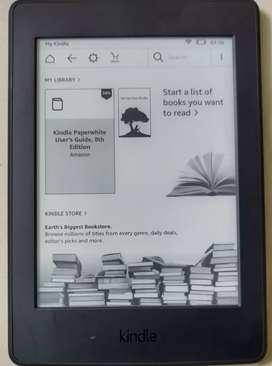 Amazon Kindle Band new.. rarely used
