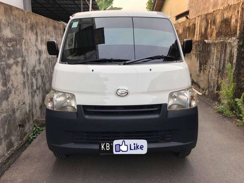 PROMO MURAH! Daihatsu Granmax Blind Van 1.3 Manual 2015 Putih 0