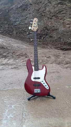 Squier J bass california