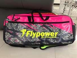 Tas flypower zamrud 5 hot pink