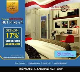 Hot Sale For Kupang,Diskon Banyak di Apartemen The Palace