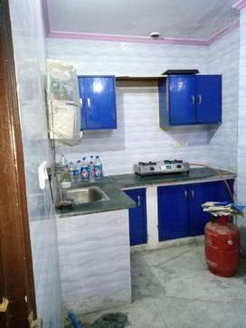 1bhk fully furnished and fully independent