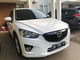 Mazda cx5 th 2014 asli banjarmasin