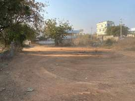 OPEN PLOT FOR SALE LRS FULL PAID, G+3 PERMISSION AVAILABLE.
