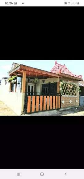 Rumah Cantik Asri Murah dalam Perum di Banguntapan