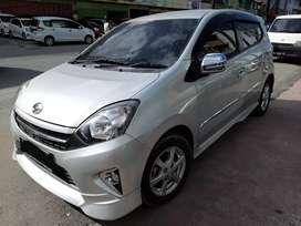 Toyota Agya Trd Automatic Tahun 2015