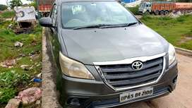 Toyota Innova 2014 Diesel VIP NUMBER Well Maintained