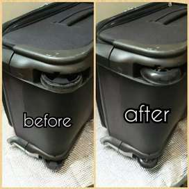Repairing all types of Suitcase, school, Office all types of Repairing