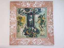 lukisan Nyoman Gunarsa, tahun 1992