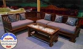 Kursi Ruang Tamu Murah Jabon