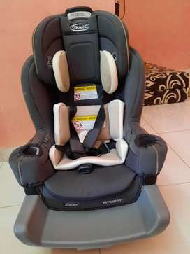 Car seat graco extend 2 fit