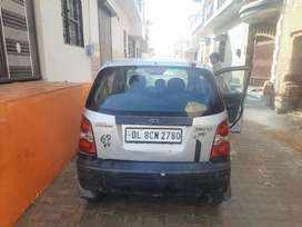 Hyundai Santro 2006 CNG & Hybrids Good Condition