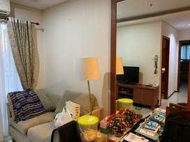 Dijual Unit 2 Kamar Siap Huni di Thamrin Residence