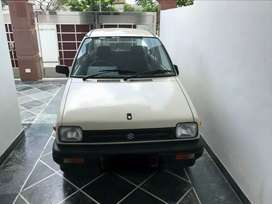 Maruti Suzuki 800 brand new condition