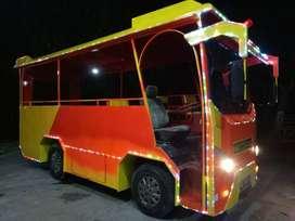 kereta mini mobil BUS TAYO odong odong L05