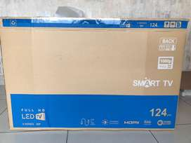 Brand new 50 inch smart and android led tv