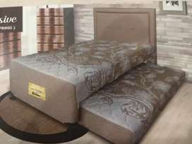 Bed dorong dacota polos